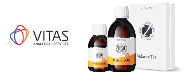 Vitas balance oil flašky